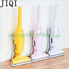 JIQI 220V 54W Household rechargable handheld Vacuum Cleaners Portable Dust Collector Detachable handle Wireless Vacuum cleaner(China)