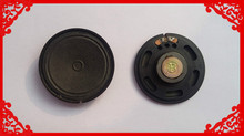2pcs 2 inch 8 ohms 0.5W speaker round vinyl shell thin magnetic louderspeaker cone speakers good audio sound
