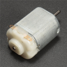 4Pcs Miniature Small Electric Motor Brushed 1.5V - 12V DC for Models Crafts Robots High Quality