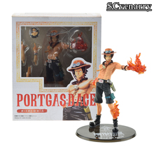 One Piece Portgas D Ace EASY TO COLLECT & COOL STYLE PVC Action Figure Collectible Model Toy