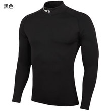 Soccer Jerseys Men 2017 Tight Mens Shirts Jogging Football Jersey Tops Tees Long Sleeve T-Shirt Men's T-Shirt Paintles K15Z732