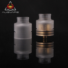 Buy Augvape Druga RDA Acrylic Replacement Top Cap Kit Druga RDA Electronic Cigarette Tank Atomizer Dripka Vaporizer Vape Tank for $15.68 in AliExpress store