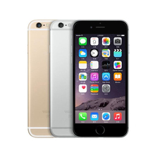 Original Unlocked Apple iPhone6 iphone 6  Dual Core 4.7inch 16GB/64GB 3 Colors Available apple A8 CPU  IOS excellent conditions