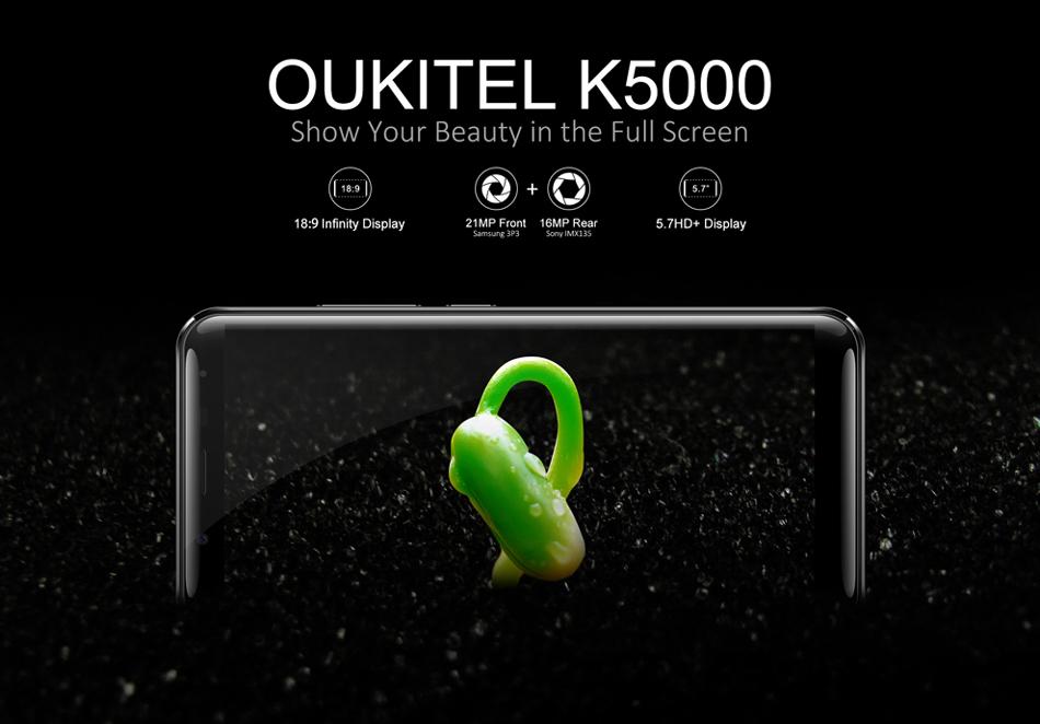 oukitel k5000 android (1)
