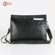 Genuine leather men's single shoulder bag leisure fashion wallet brand high quality designer restoring ancient ways