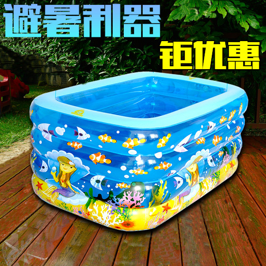 Inflatable baby swimming pool capitales thickening child baby swimming pool baby bucket bath ocean ball Swimmingpool<br><br>Aliexpress