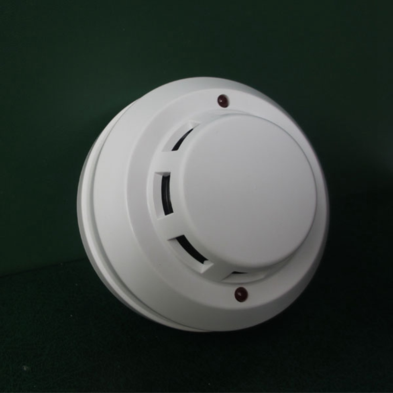 2 Wire DC24V Photoelectric Smoke Detector For Fire Alarm System 7
