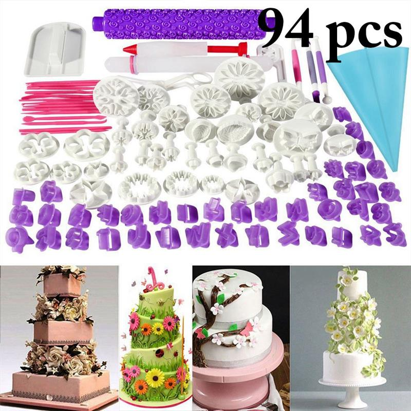 1pc Baby Foot Silicone Molds Fondant Cake Decorating Tools Silicone Soap Mold~DS