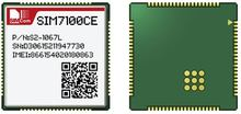 SIM7100CE Simcom 4G 100% New&Original Genuine Distributor In the stock TDD-LTE/FDD-LTE/WCDMA Embedded quad-band module