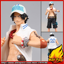 "100% Original Banpresto KING OF ARTIST Collection Figure - The Portgas D. Ace II from ""ONE PIECE"""