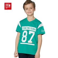 boys t shirts short sleeve kids tshirts summer boys clothes retail tees big letter print size 6-15t children clothing china