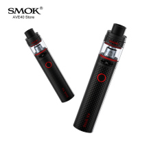 Buy Cabon fiber Electronic Cigarette SMOK Stick V8 Starter Kit 3000mAh battery TFV8 Big Baby Tank 5ml VS ijus 2 ijust s Ego Aio Vape for $37.00 in AliExpress store