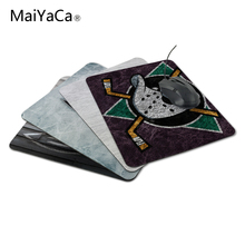 MaiYaCa Hot Selling Custom Anaheim Ducks Vintage Design Mouse Mat Mouse Pad for Optal /Trackball Mouse(China)