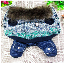 High quality Autumn Winter Pet Dog Clothes Clothing Best Material for Small Pet Dog Warm Jumpsuit S XL Chihuahua costume Sweater