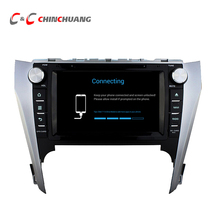 Latest 8 Octa-Core Android 6.0.1 Car DVD GPS for CAMRY 2012 with Capacitive 1024*600 Screen Radio BT Wifi DVR Mirror link