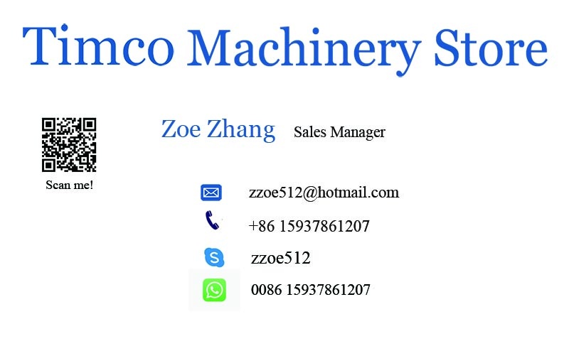 Timco Machinery Store