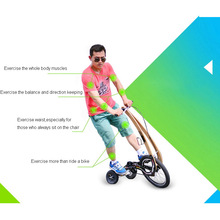 weight loose tricycle adult bike exercise walk bike