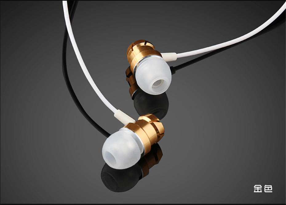 ME30 Metal Earphones Sports Noise Cancelling Headphones for Phone Stereo Headset with Mic for Xiaomi Computer iPHone (13)