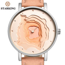 STARKING New Creative Design Watch Mineral Stylish Quartz Women Watch Casual Fashion Ladies Gift Wrist Watch Vintage Timepieces(China)