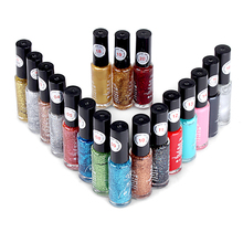 Lily angel 1pcs 10ml Wholesale Women Nail Art Accessories Tools Multi Colors Options Shiny Nice Nail Polish Valentine Day Gift(China)