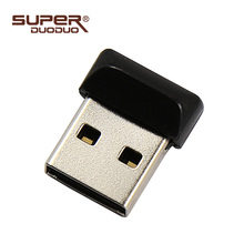 Superduoduo Super Mini Black 16gb/32gb/64GB usb flash drive mini pendrive 4GB/8GB usb disk pen drive memory disk free shipping(China)