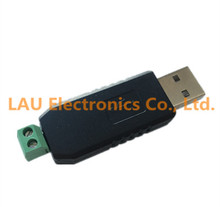 5pcs/lot USB to RS485 485 Converter Adapter Support Win7 XP Vista Linux Mac OS WinCE5.0(China)