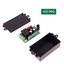 Practical AC 220 V 1CH 433MHz Wireless Remote Control Switch System Receiver Module AK-RK01S-220-A Switch Controls