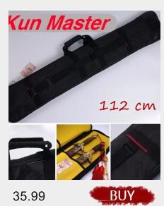 HTB1tw2TRFXXXXatXXXXq6xXFXXX0 Tai chi sword set 1.3m lengthen edition sword bags double layer High Quality Oxford Fabric Leather Kendo Aikido Iaido