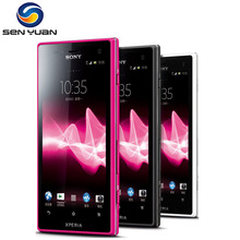 Sony Xperia acro S LT26w original unlocked mobile phone Sony LT26w cell phone 16GB Dual-core Android 3G GSM WIFI GPS 12MP