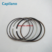 motorcycle piston ring KPH KYY KVX CBF125 for Honda 125cc CBF 125 engine cylinder spare parts diameter 52.4mm