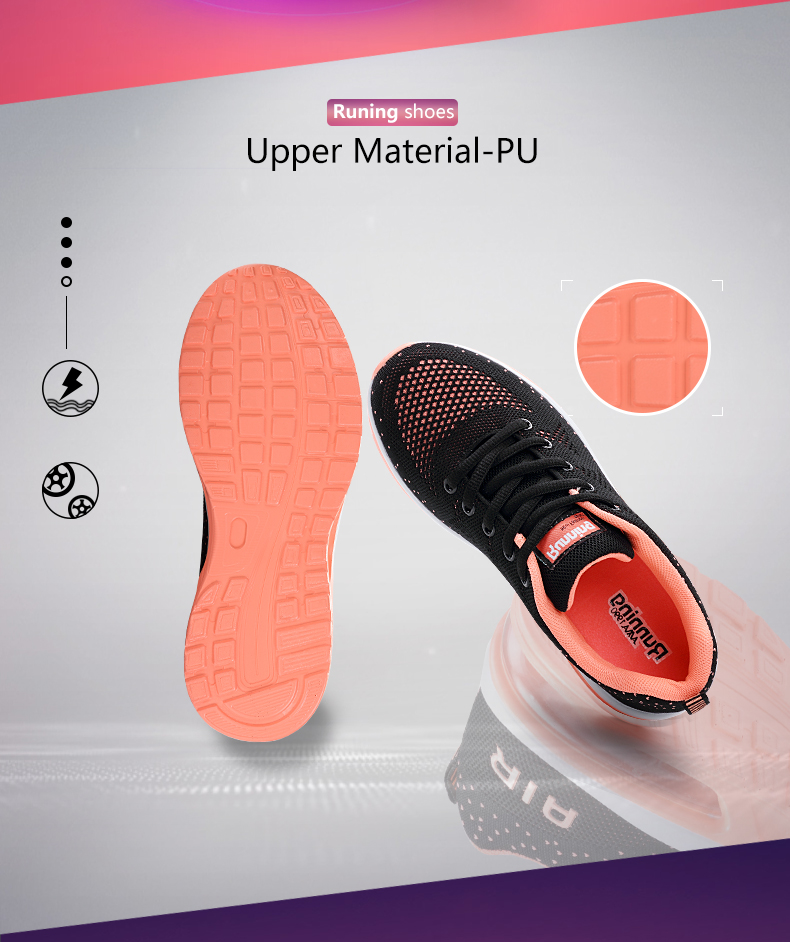 New Arrival Running Shoes For Women Men Cushioning Sports Shoes Woman Jogging Shoes Black Sneakers Zapatillas Hombre Deportiva 7