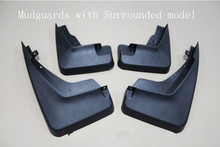 High quality!For LAND ROVER Freelander 2 2011-2015 Mud Flaps Fenders splash Guards Mudguards Mudflaps(China)