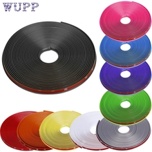New 8 m car style tire rim protector tire Hub tape bumper For BMW For Toyota NOV2(China)
