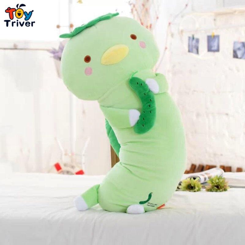 70cm Plush elephant rabbit kappa long pillow stuffed bolster cushion gift for children kids girlfriend boy Triver Toy<br>