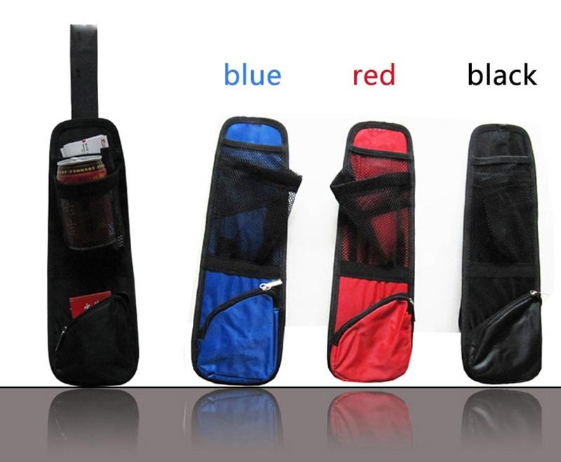04 Car Auto Seat Side Back Storage Pocket Holder