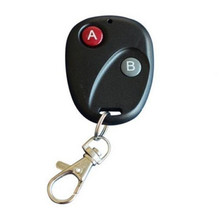 Universal 433 MHz RF Remote Control Controller keychain Garage Door Electric Gate Came Remote