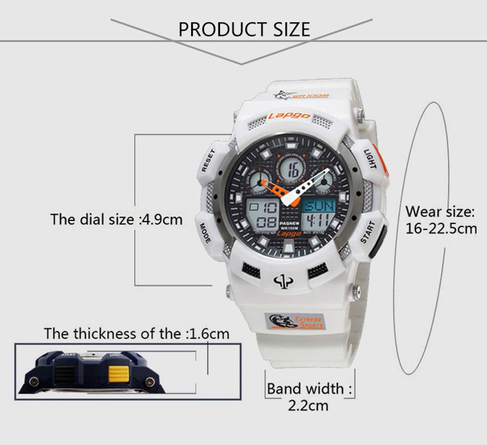 Free Shipping 100M Waterproof Men Sports Watches PASNEW Digital Swimming Dive Military Wristwatch Big Relogio Masculino Hodinky (2)
