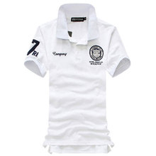 2016 polo ralphmen solid polo shirt masculina camisa short sleeve plus oversized 4XL jerseys MT216(China)