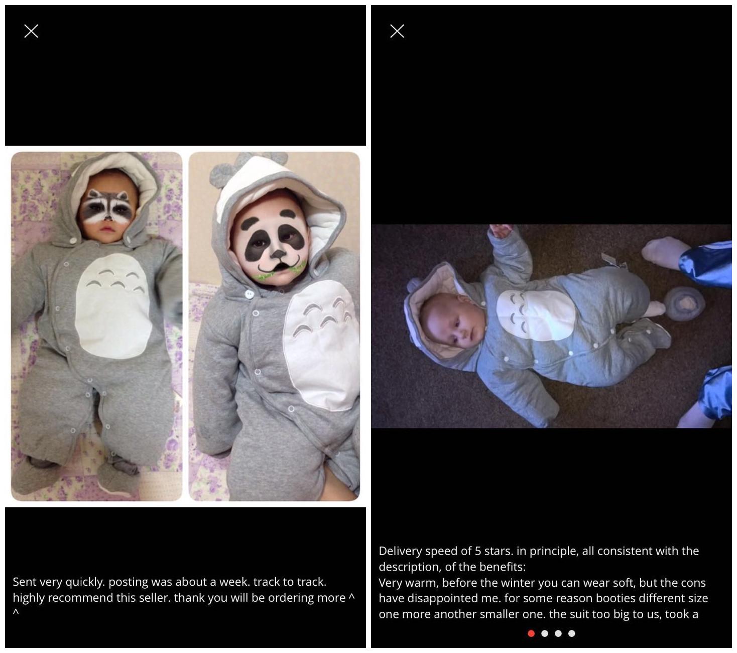 55bda3dd6 Clothes Newborn Baby Cotton One-piece Thick Hooded Baby Warm In ...