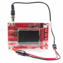 "Full Assembled DSO138 2.4"" TFT Pocket-size Digital Oscilloscope Kit DIY Parts Handheld +old version Cover Shell for DSO138"
