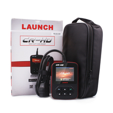 Launch CReader CR HD J1939/J1708 Heavy Duty Truck Diagnostic Scanner universal Car Diagnostic 2in1 For Mercedes / SCANIA Trucks