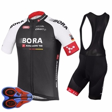 New 2016 BORA ARGON 18 TEAM Ropa Ciclismo Short Sleeve Cycling Jersey Bike Bicycle summer style mtb cycling clothing