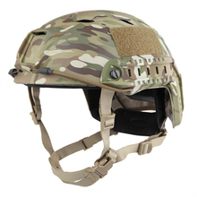 Army Military Tactical Helmet FAST Helmet BJ TYPE for Airsoft Military CS Dial Pararescue Jump Protective Helmet Masks(China)