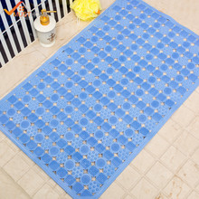 "50x80cm/19""x31"" High Quality Massage PVC Bath Mat With Sucker Bathtub Shower Mat Applicable For Bathroom/Toilet/Bathtub"