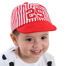 Baby Boy Girl Cap Sports Hat for Infant Toddler Kids Children Fashion Baseball Caps 6 to 24 Months(China)