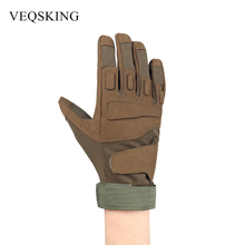 Buy Tactical Gloves Men's Military Gloves Outdoor Hiking Hunting Gloves Winter Full Finger Sport Gloves Cycling M-XL for $6.25 in AliExpress store