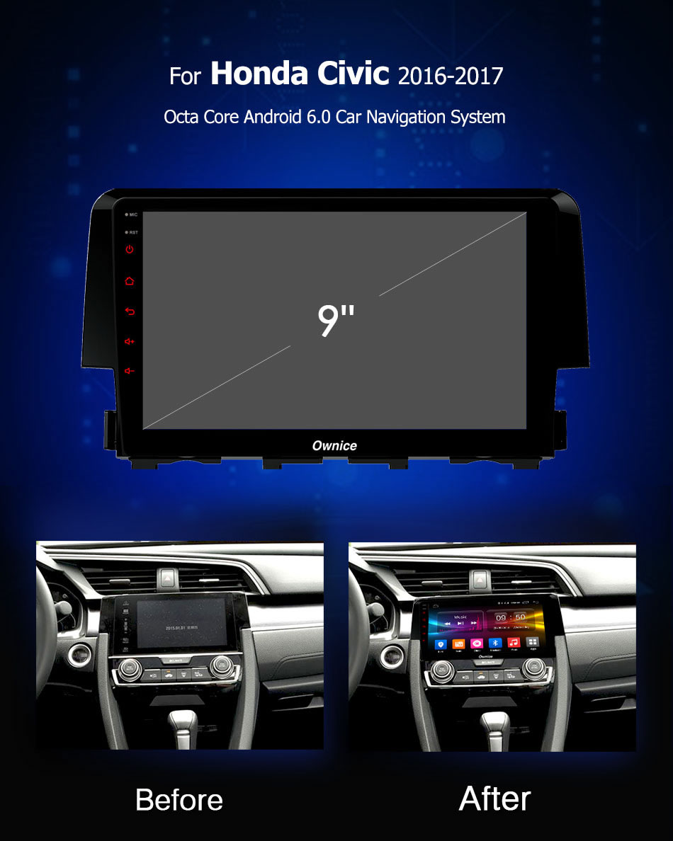 Ownice-C500+-Octa-Core-Android-Car-DVD-GPS-Navigation-for-Honda-Civic-2016-32G-ROM-2G-RAM-Support-4G-LTE-DAB+ DVR-Car-Play (2)