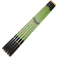 Telescopic Carp Fishing Rod Fishing Pole Carbon Fiber Hand Pole 3.6m 4.5m 5.4m 6.3m 7.2m