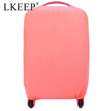 3Size Luggage Bag Protective Cover Trolley Suitcase Elastic Dust Proof Bags Case Travel Aircraft Supplies Gear Product Organizer(China)