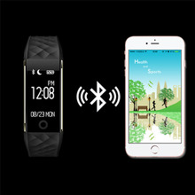 Smart Watch Waterproof For Android/IOS Men Women Kids Gift Luxury Sport Call Alarm Clock Reminder Wristwatch GPS Bracelet(China)